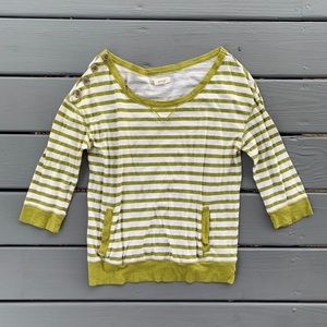 ❗️3/$15 - Aerie Striped Cotton Casual Summer Top